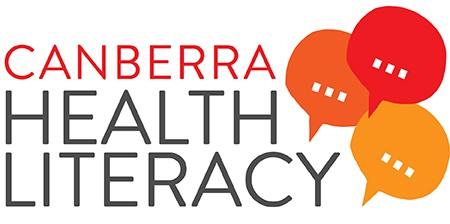 Canberra Health Literacy Logo - Large