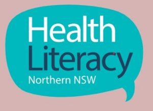 Health literacy northern NSW logo